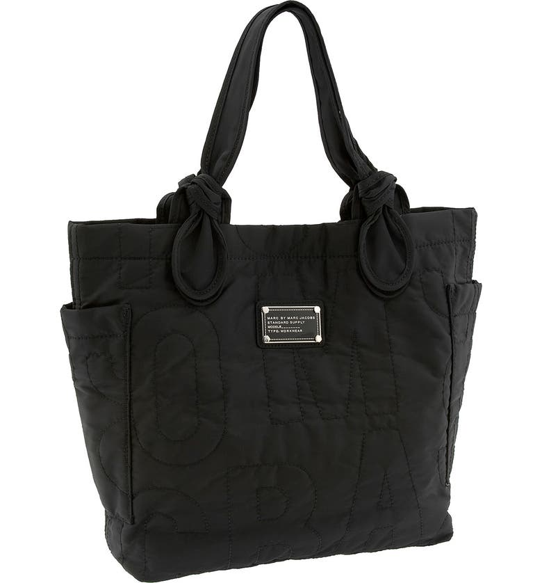 MARC JACOBS MARC BY MARC JACOBS 'Pretty Nylon - Lil Tate' Tote, Main, color, 001