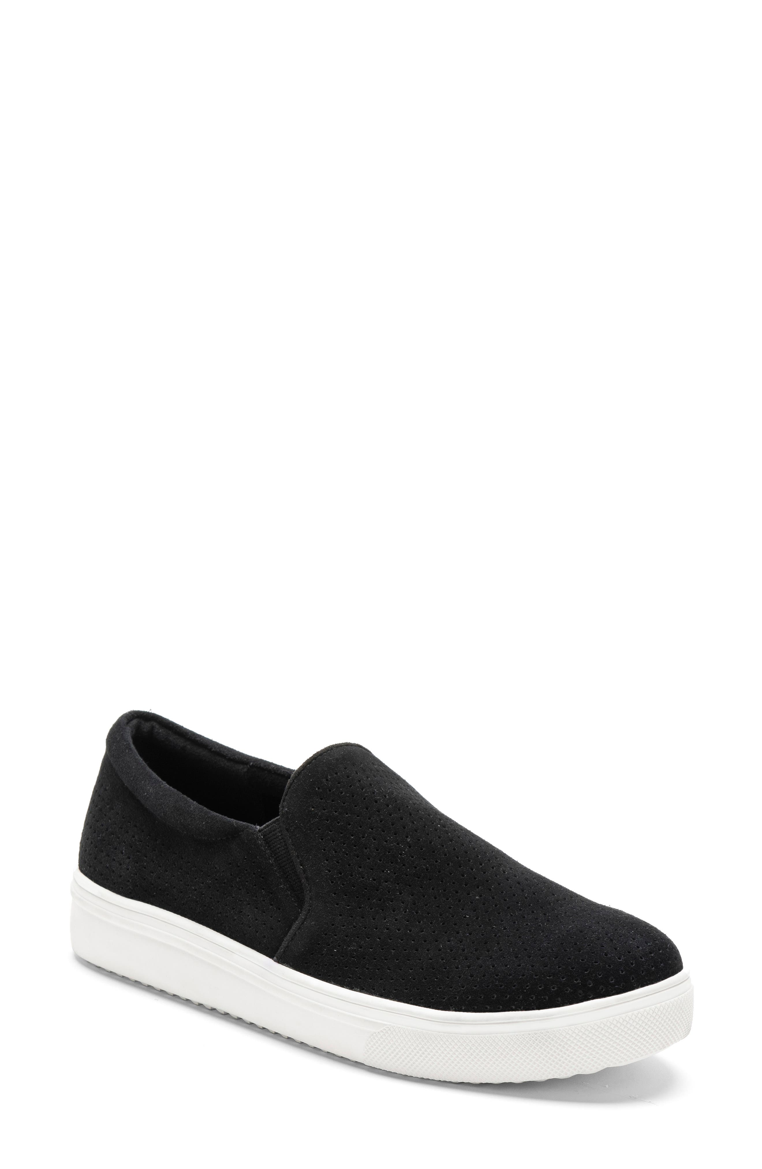 Blondo Gallert Perforated Waterproof Platform Sneaker (Women)