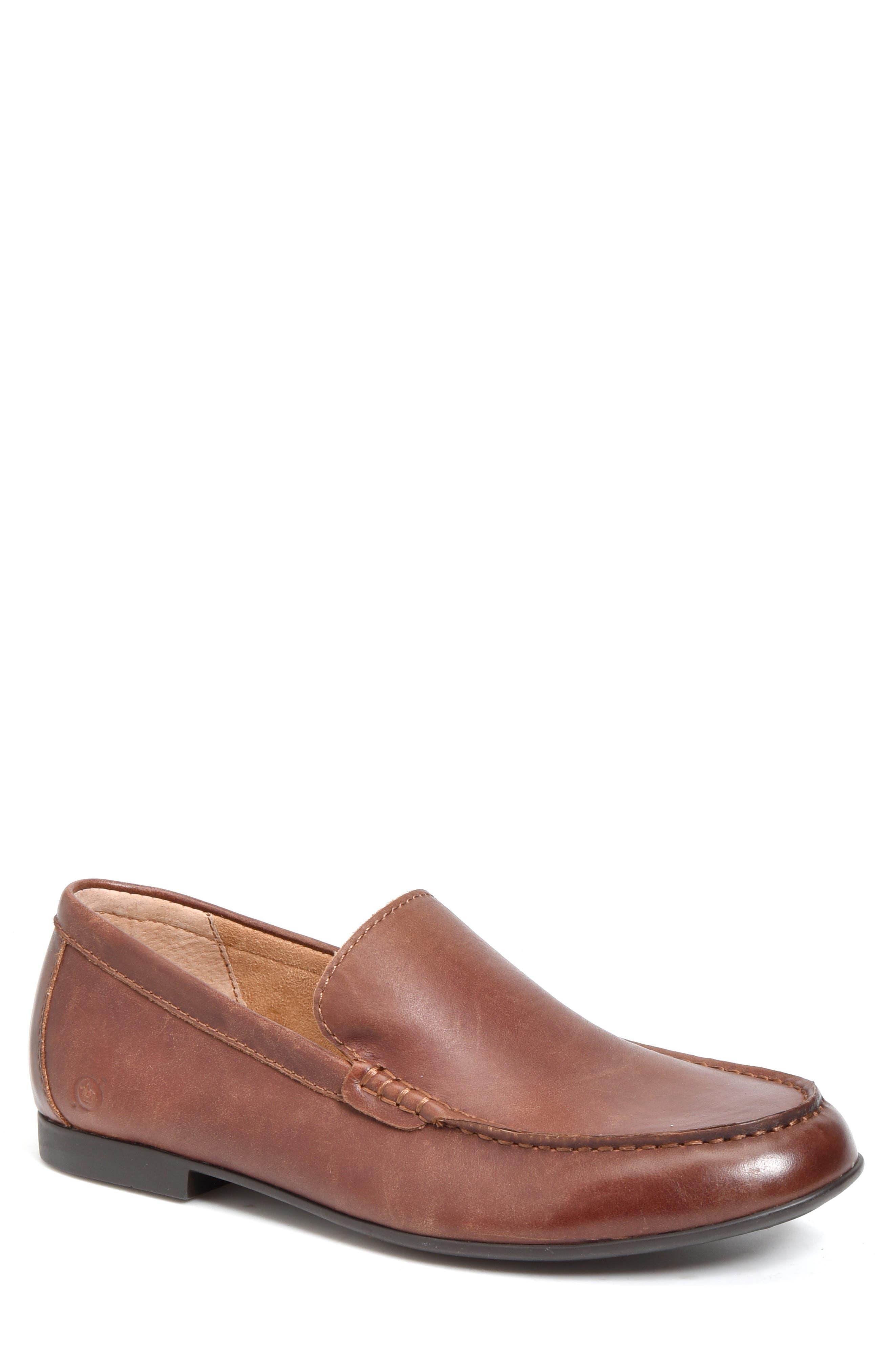 Image of Born Leather Slip-On Loafer