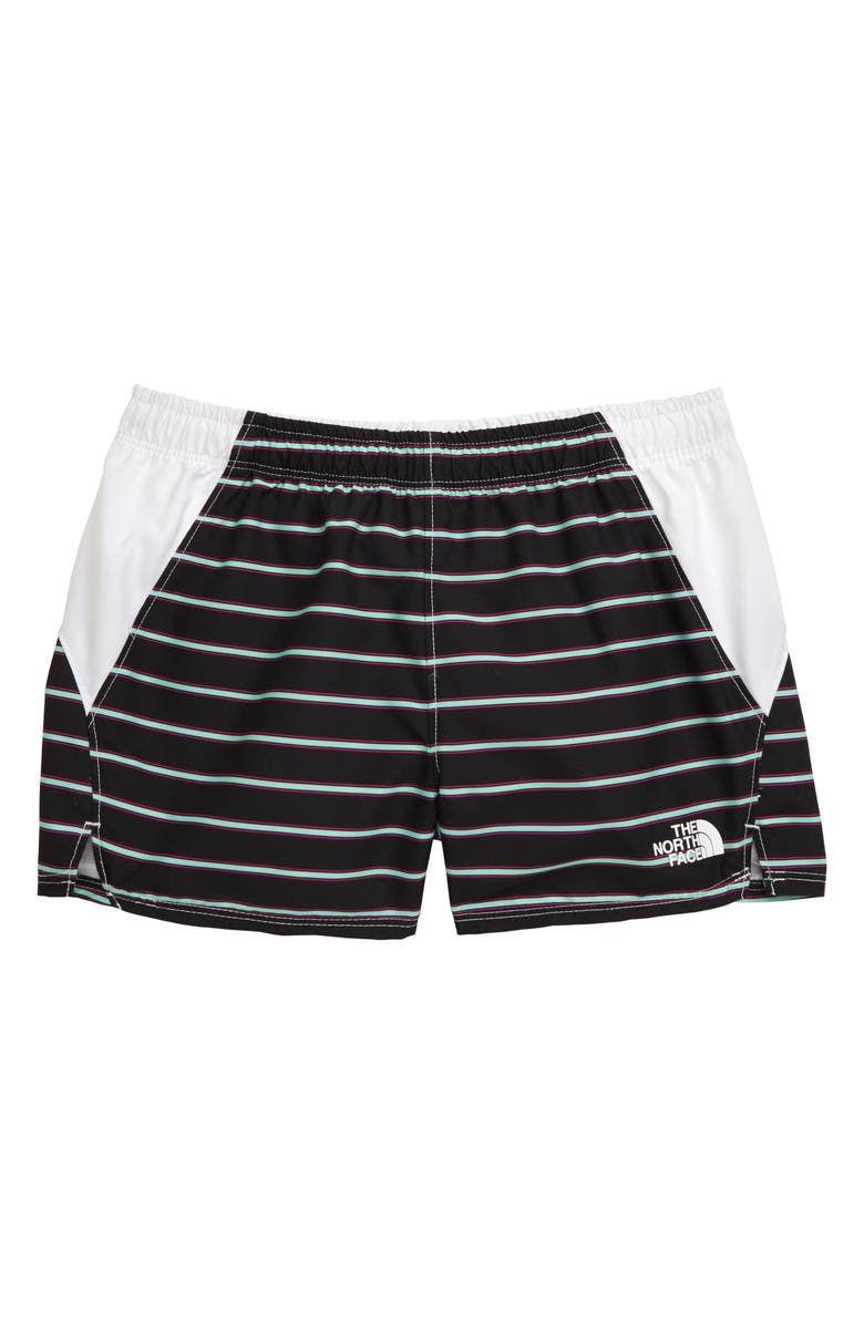 THE NORTH FACE Class V Water Shorts, Main, color, 001