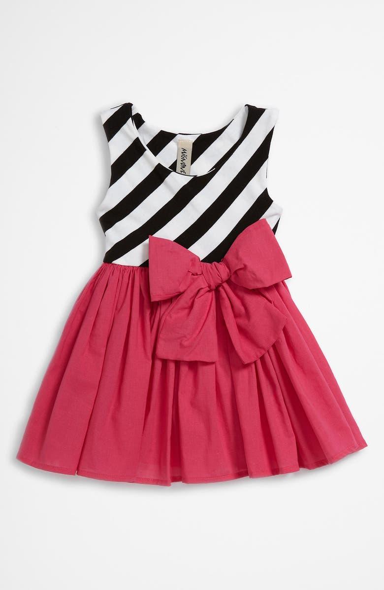 MIGNONE Dress, Main, color, FUCHSIA