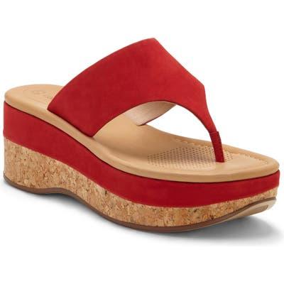 Cc Corso Como Arowin Sandal- Red