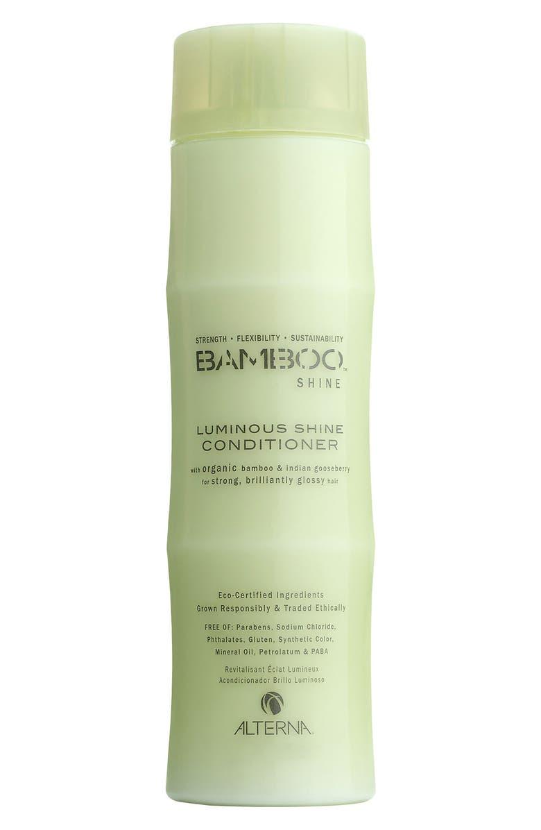 ALTERNA<SUP>®</SUP> Bamboo Shine Luminous Shine Conditioner, Main, color, NO COLOR