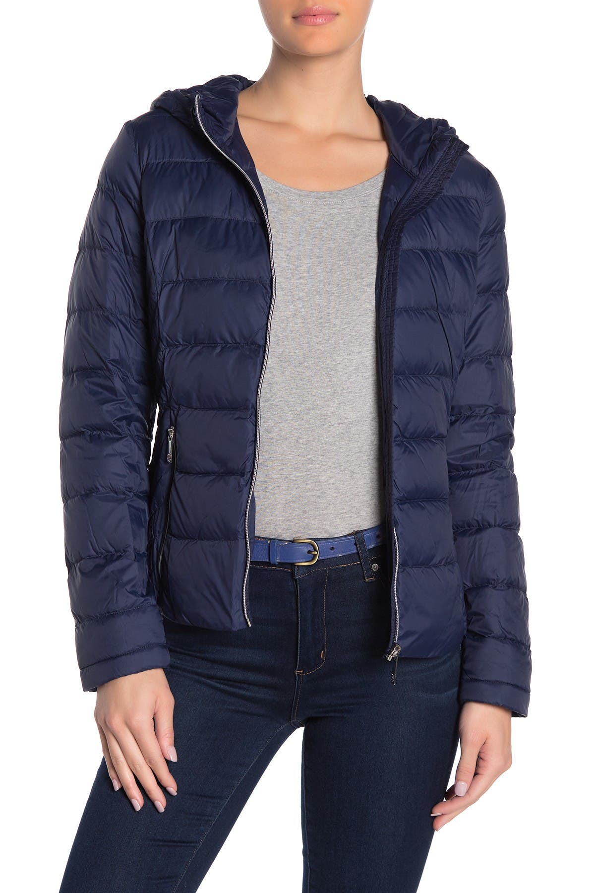 Image of Tommy Hilfiger Padded Puffer Jacket