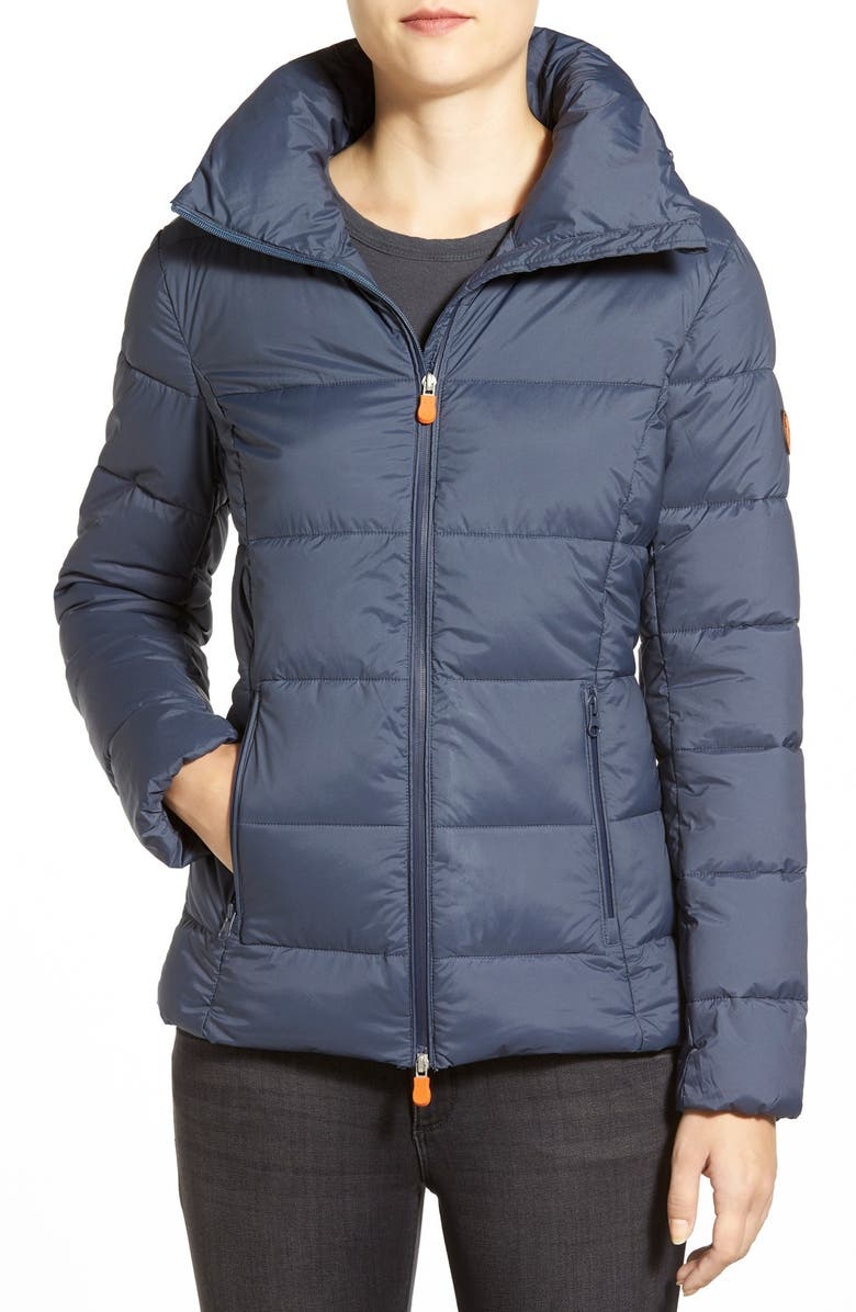 buy popular 7f097 061a6 Save the Duck Channel Quilted Jacket | Nordstrom