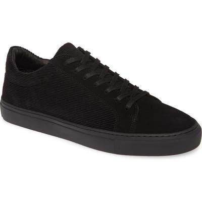 Supply Lab Dominic Sneaker, Black