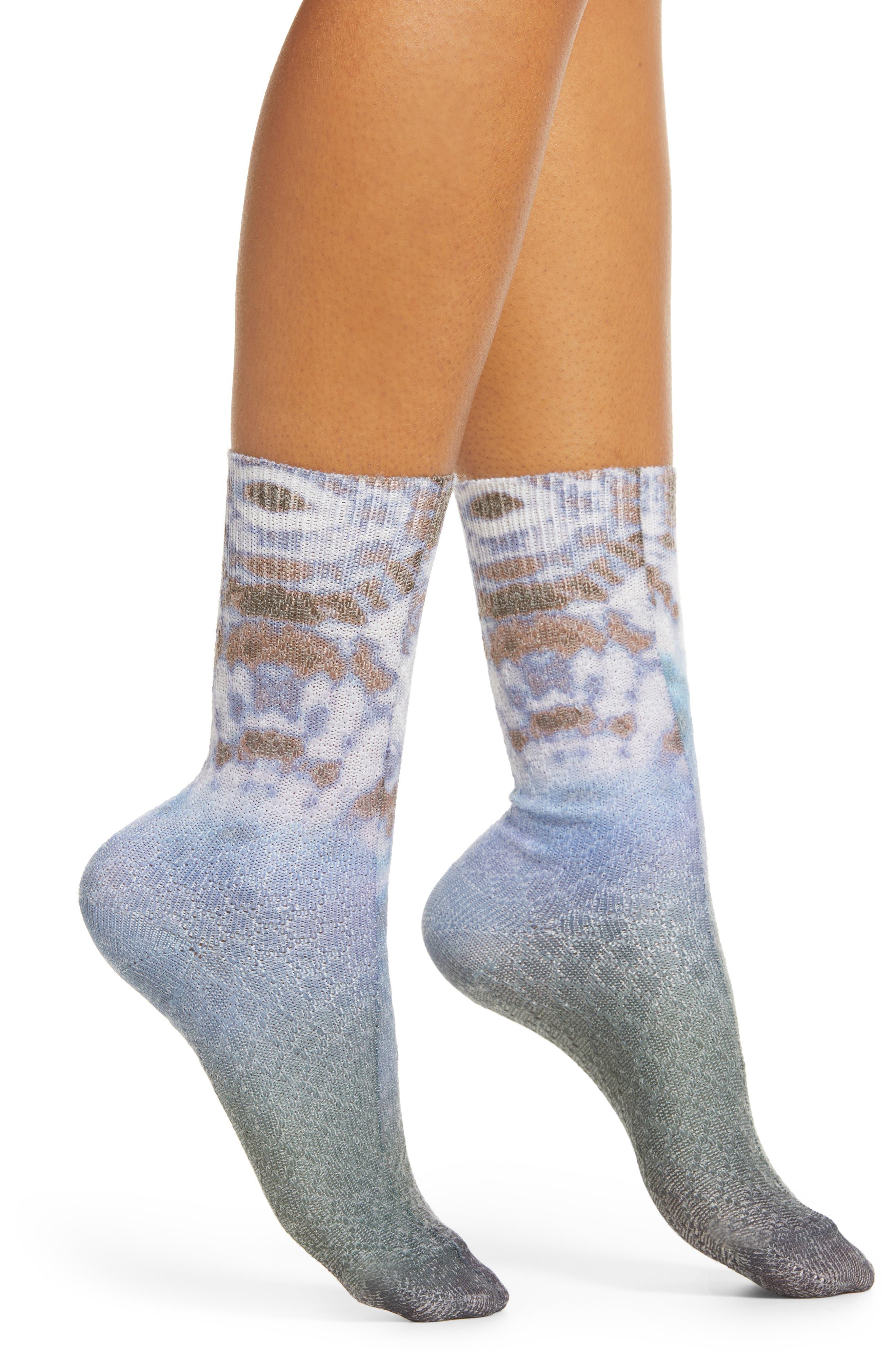 Extrafine Merino Wool Blend Socks