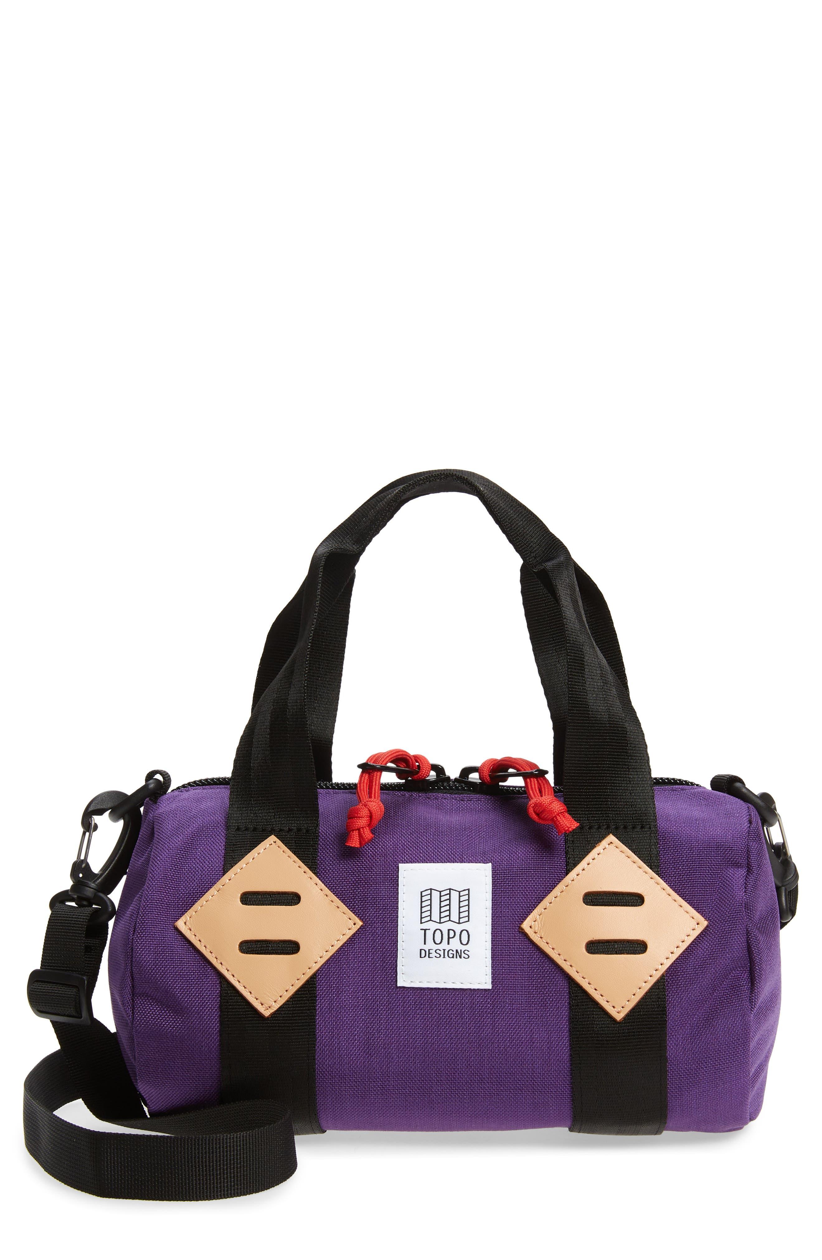 Classic Mini Duffle Bag