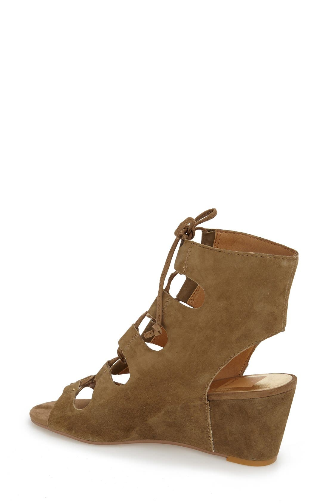 ,                             'Louise' Ghillie Wedge,                             Alternate thumbnail 22, color,                             341