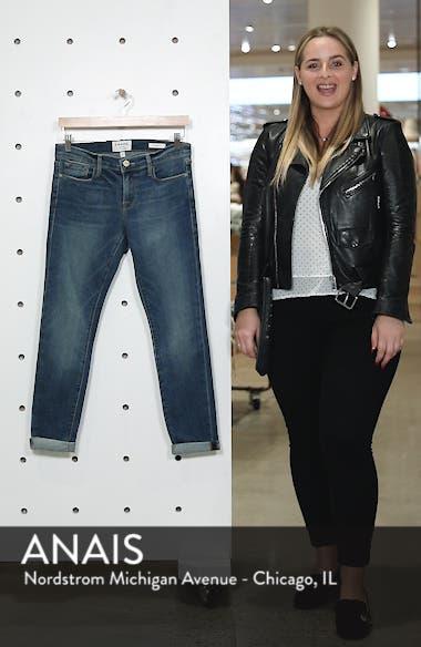 Le Garcon Slim Boyfriend Jeans, sales video thumbnail