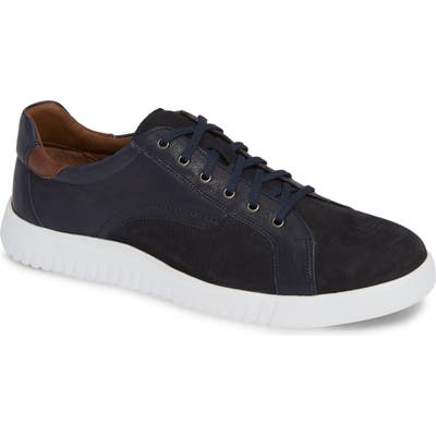 Johnston & Murphy Mcfarland Sneaker, Blue