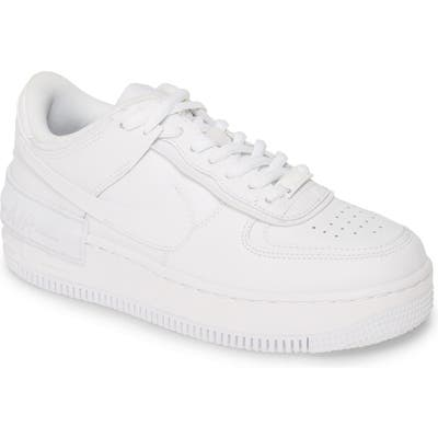 Nike Air Force 1 Shadow Sneaker, White