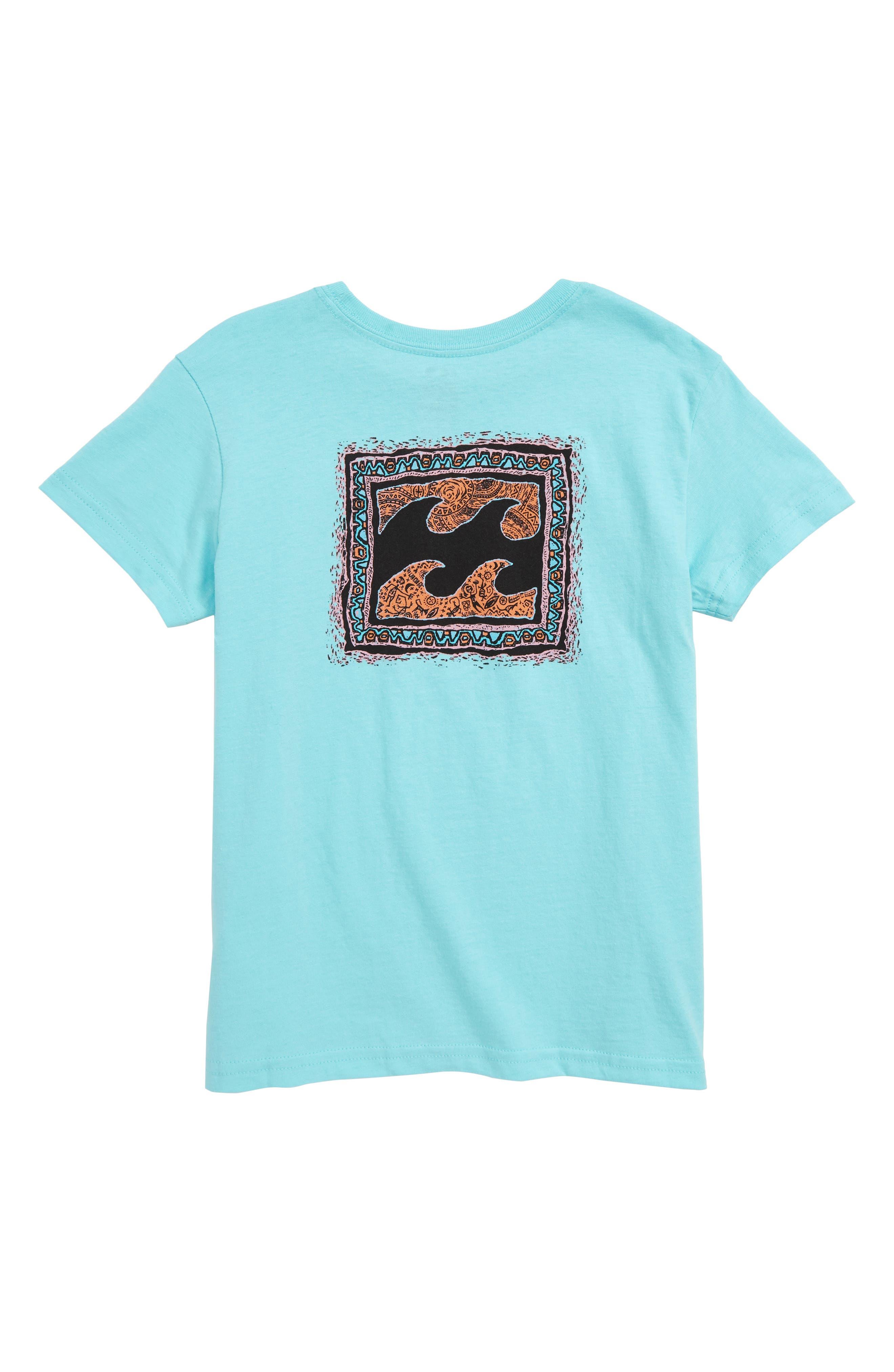 ,                             Warp Graphic T-Shirt,                             Alternate thumbnail 2, color,                             SPEARMINT