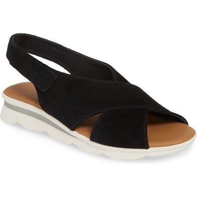 The Flexx Capri Slingback Sandal, Black