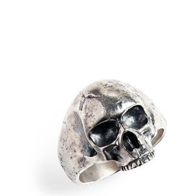 John Varvatos Skull Ring