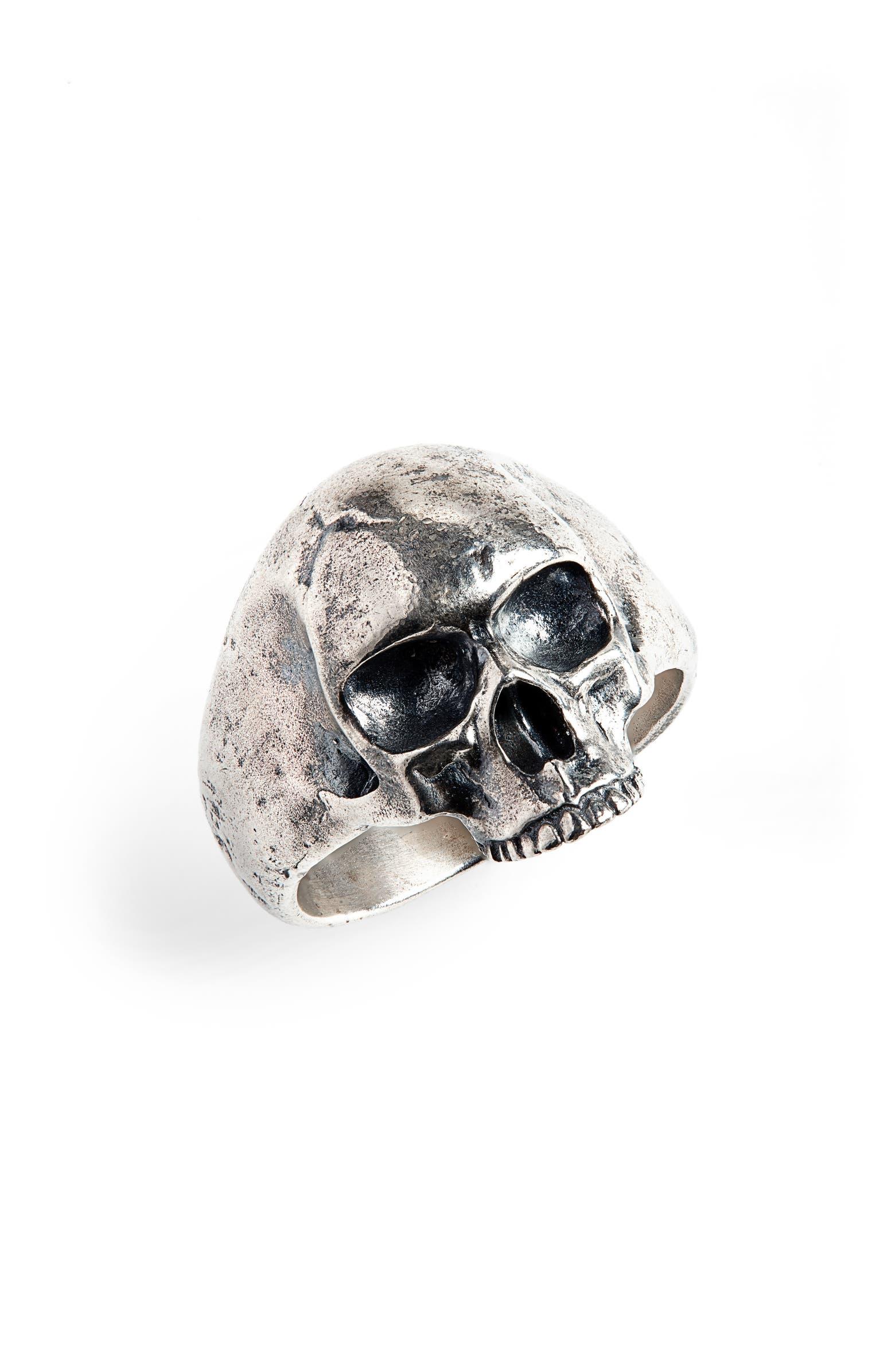 Skull Ring         JOHN VARVATOS