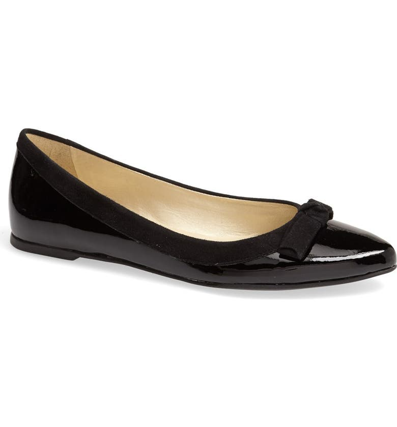 FRENCH SOLE 'Liberty' Flat, Main, color, 001