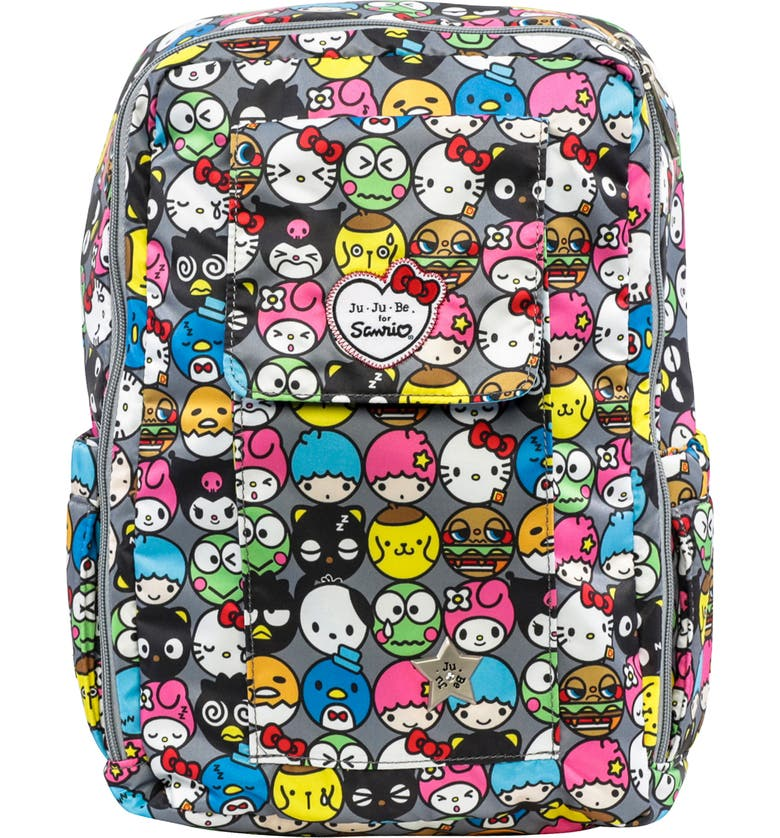JU-JU-BE for Hello Kitty<sup>®</sup> 'Mini Be' Backpack, Main, color, 026
