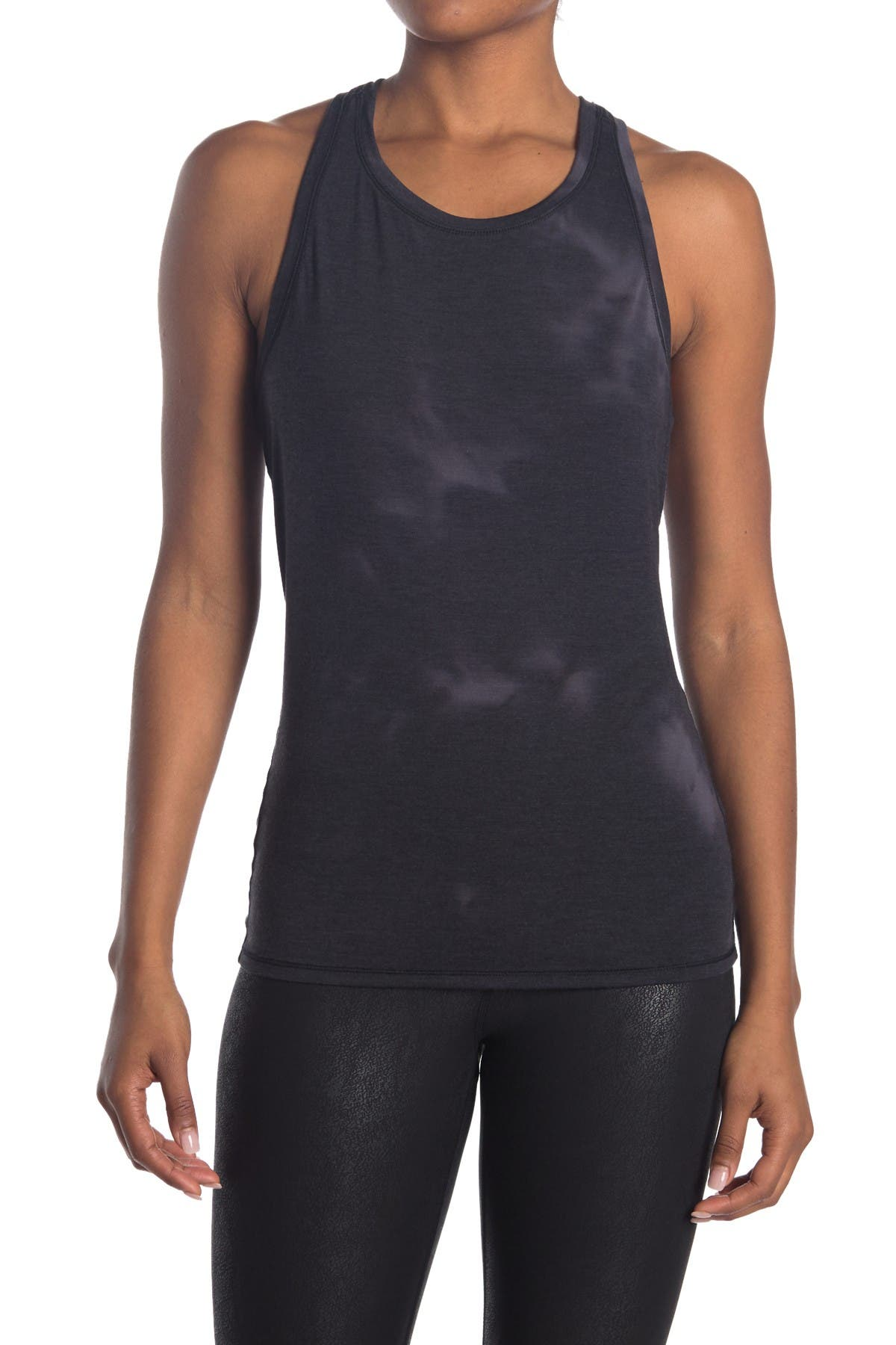 Image of 90 Degree By Reflex Racer Tie Back Tank Top