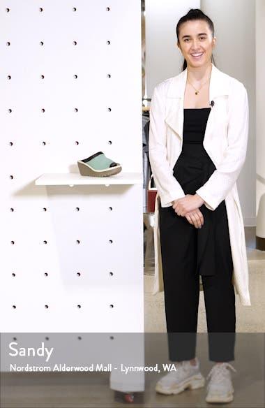 Yeno Wedge Slide Sandal, sales video thumbnail