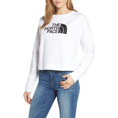 The North Face Train-N Logo Crop Pullover