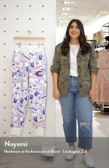 Century Collection Tag Sweatpants, sales video thumbnail