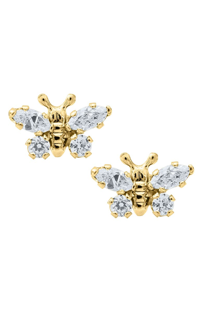 Butterfly Baby Girl Earrings