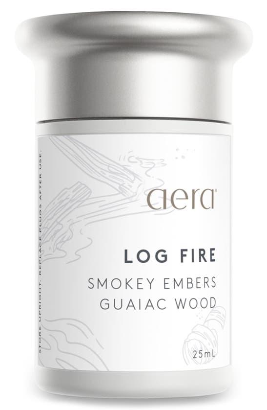 Aera At Home Smart Diffuser Scent Pod In Log Fire