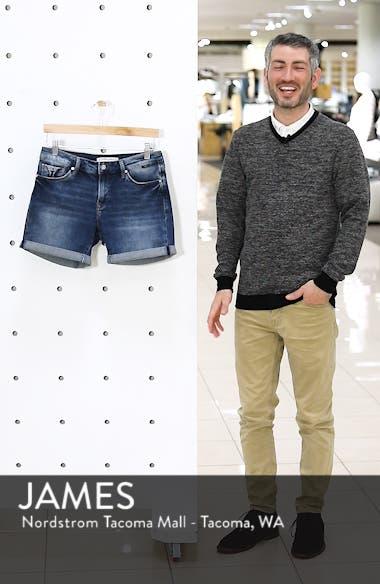 Pixie Denim Shorts, sales video thumbnail