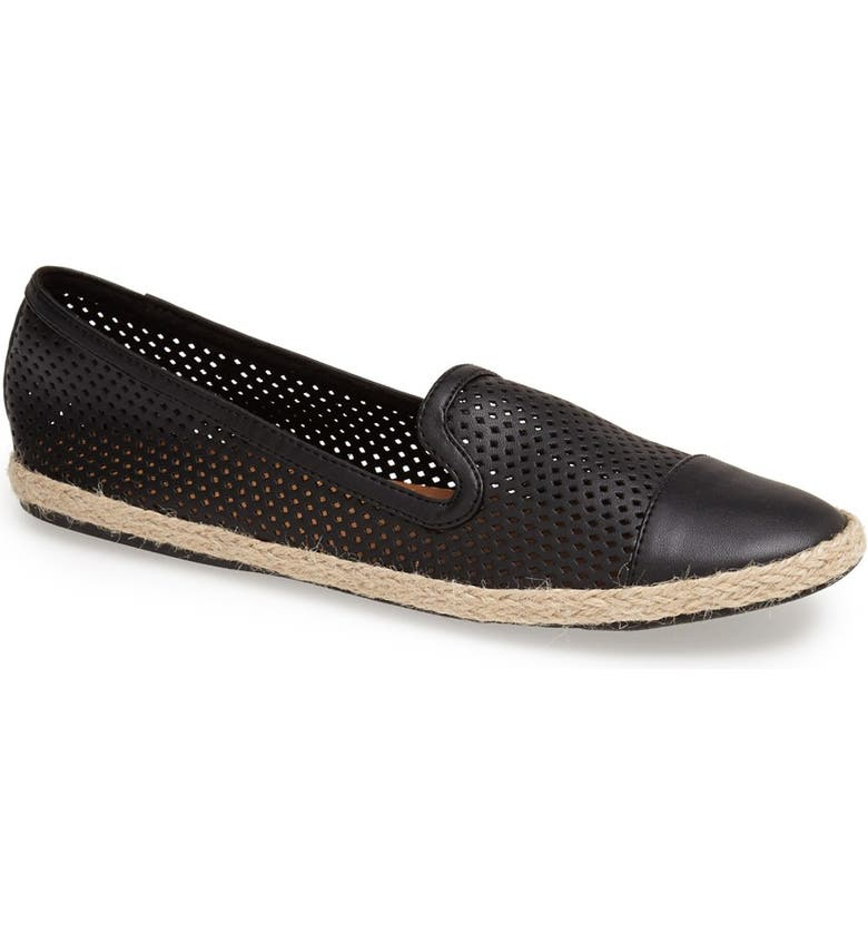 KENDALL & KYLIE KENDALL + KYLIE Madden Girl 'Poppyy' Espadrille Flat, Main, color, 001