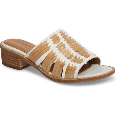 Comfortiva Brileigh Slide Sandal, White