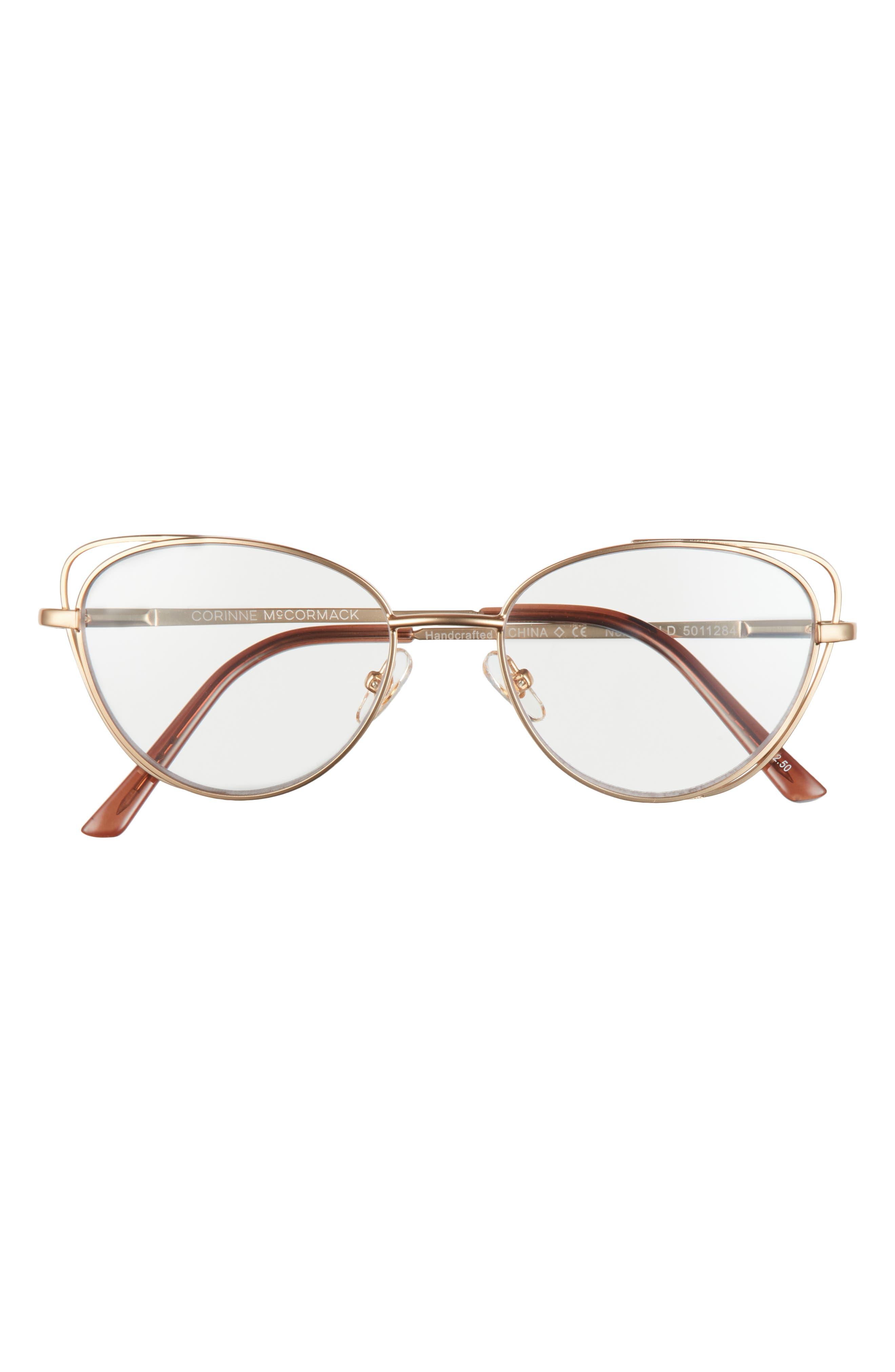Nema 51mm Blue Light Blocking Reading Glasses