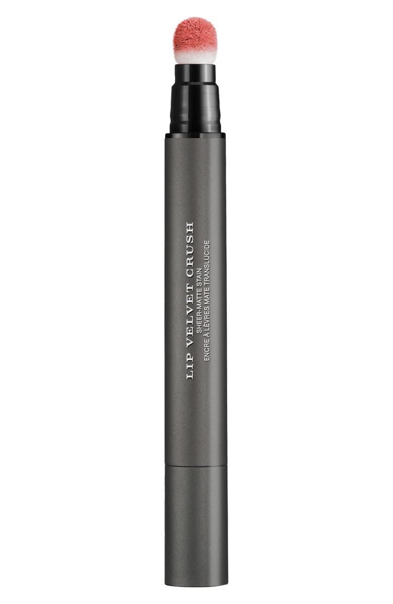 BURBERRY Beauty Lip Velvet Crush Sheet Matte Lip Stain, Main, color, NO. 16 COPPER PINK