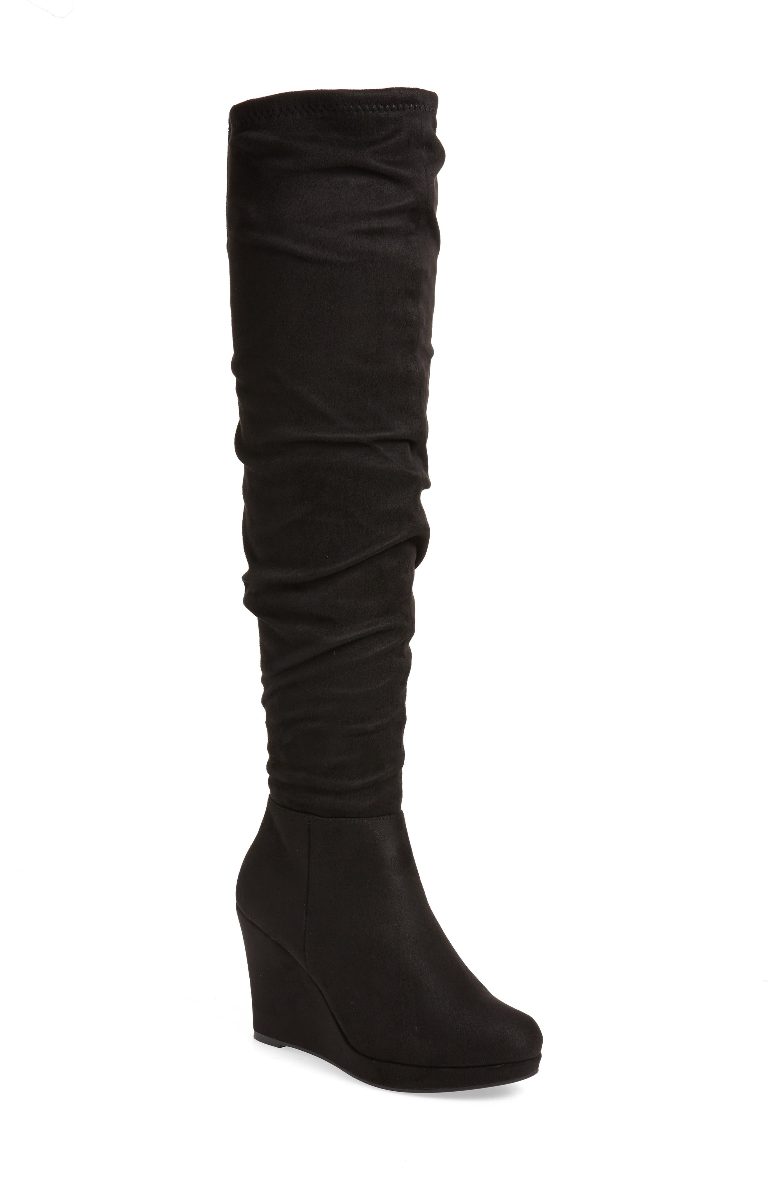 Larisa Over The Knee Boot
