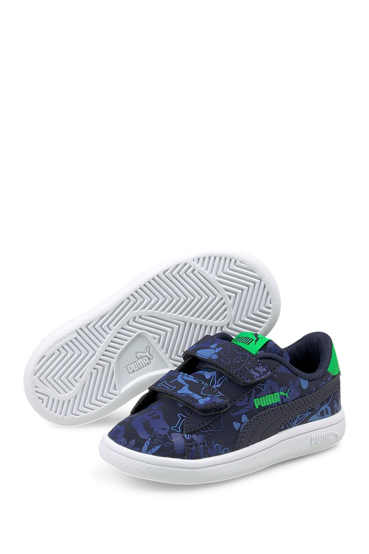 Image of PUMA Smash V2 Archeo Summer V Sneaker