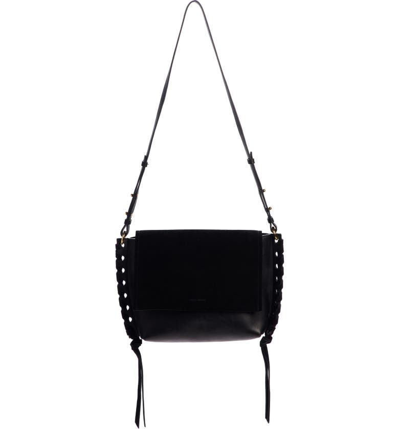 Isabel Marant Asli Leather Shoulder Bag