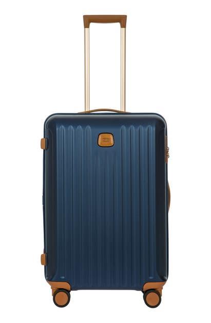Bric's Bags CAPRI 27-INCH ROLLING SUITCASE - BLUE