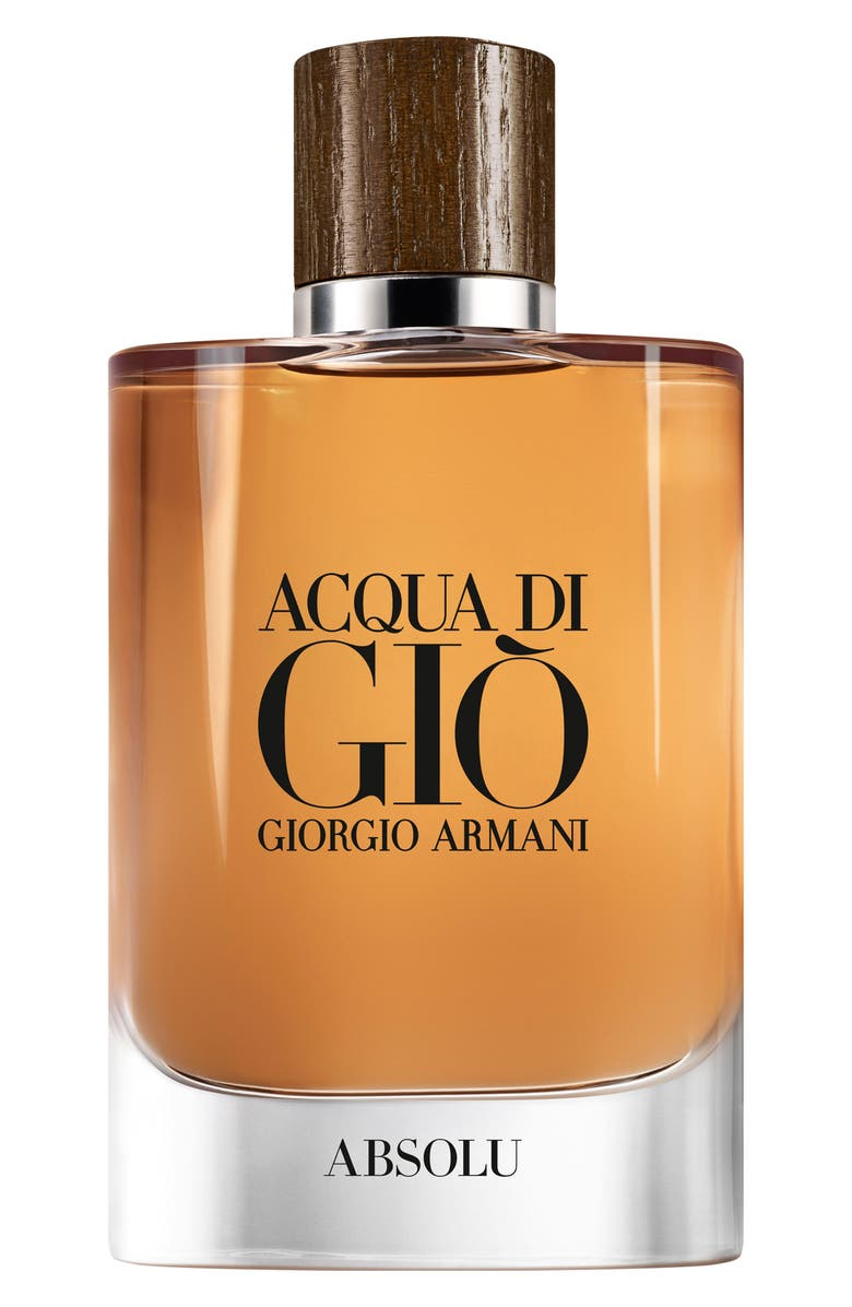 GIORGIO ARMANI Acqua di Giò Absolu Eau de Parfum, Main, color, NO COLOR