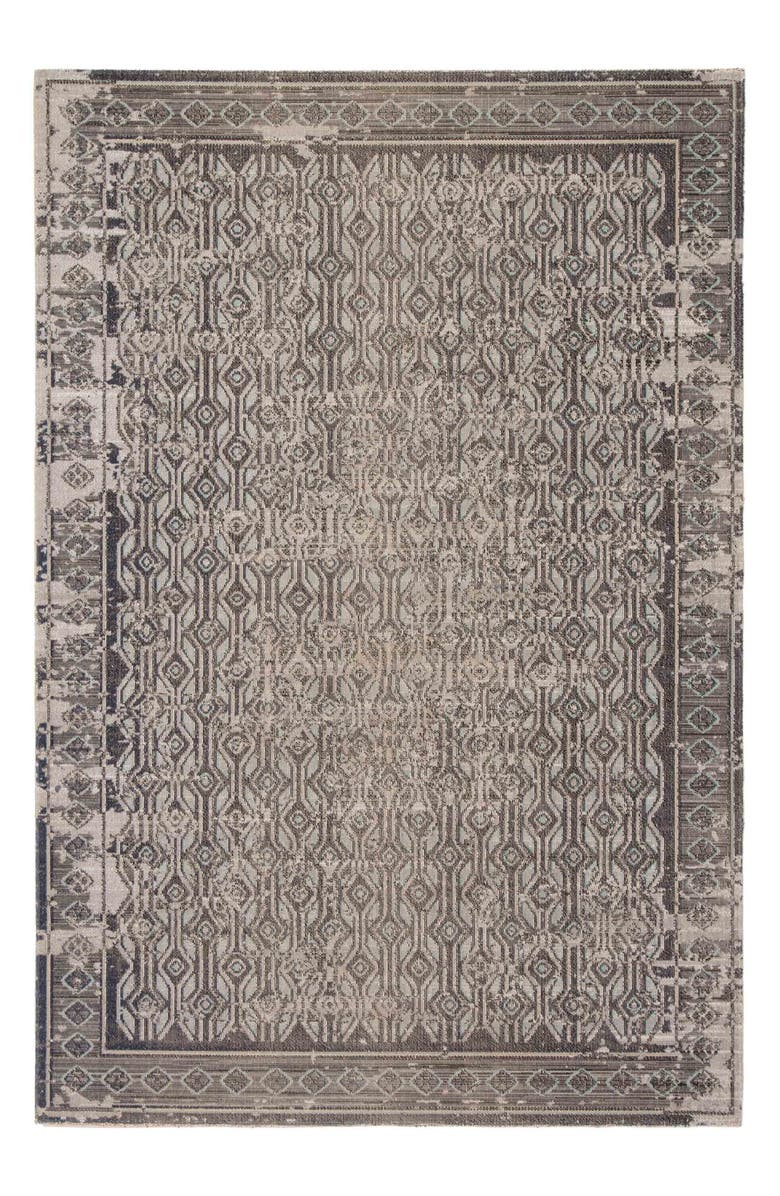 JAIPUR Mandy Area Rug, Main, color, TAUPE BLACK