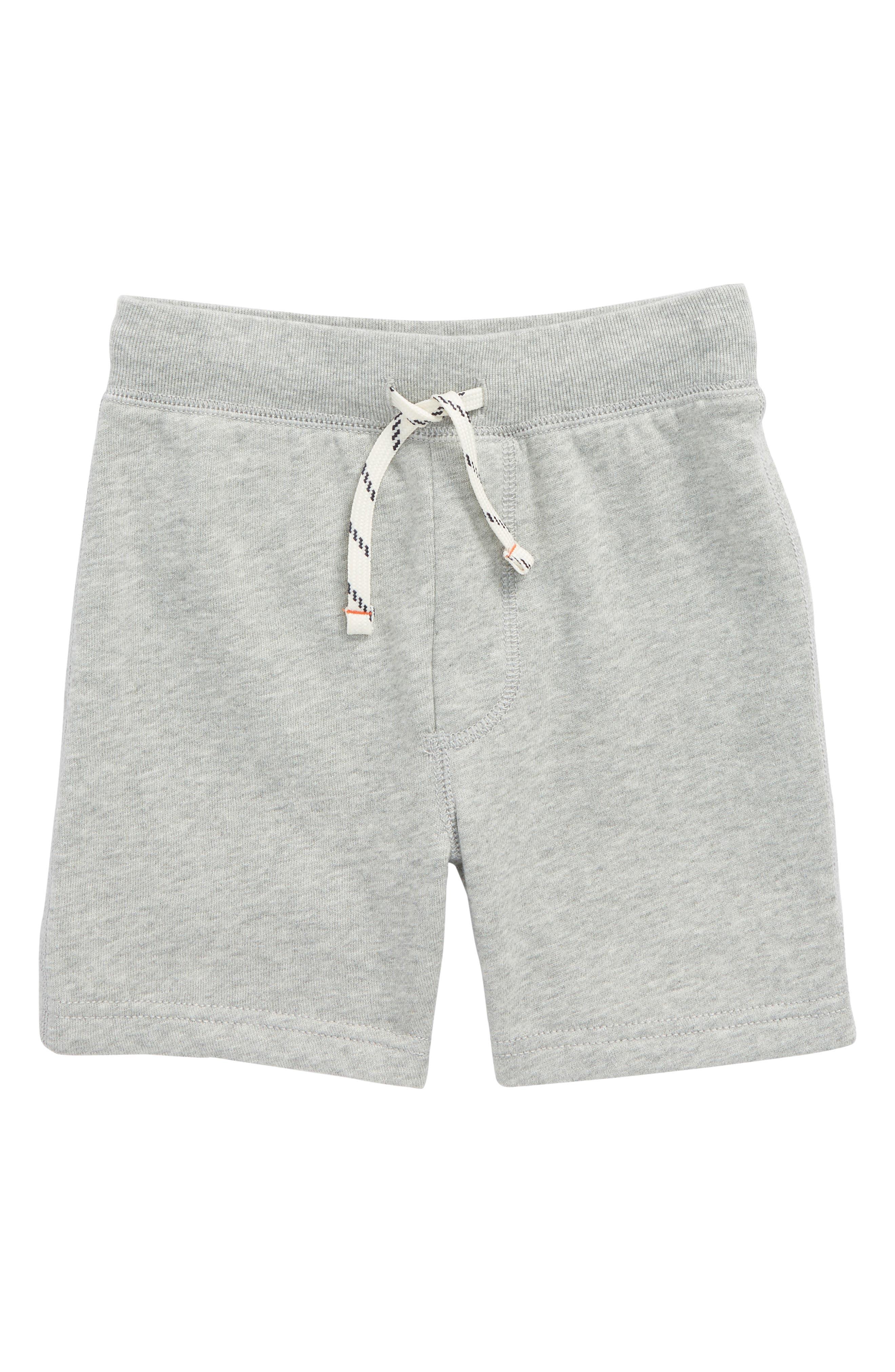 Boys Crewcuts By Jcrew Classic Sweat Shorts Size 16  Grey