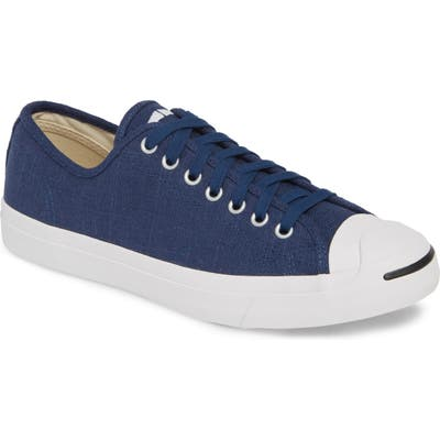 Converse Jack Purcell Ox Sneaker- Blue