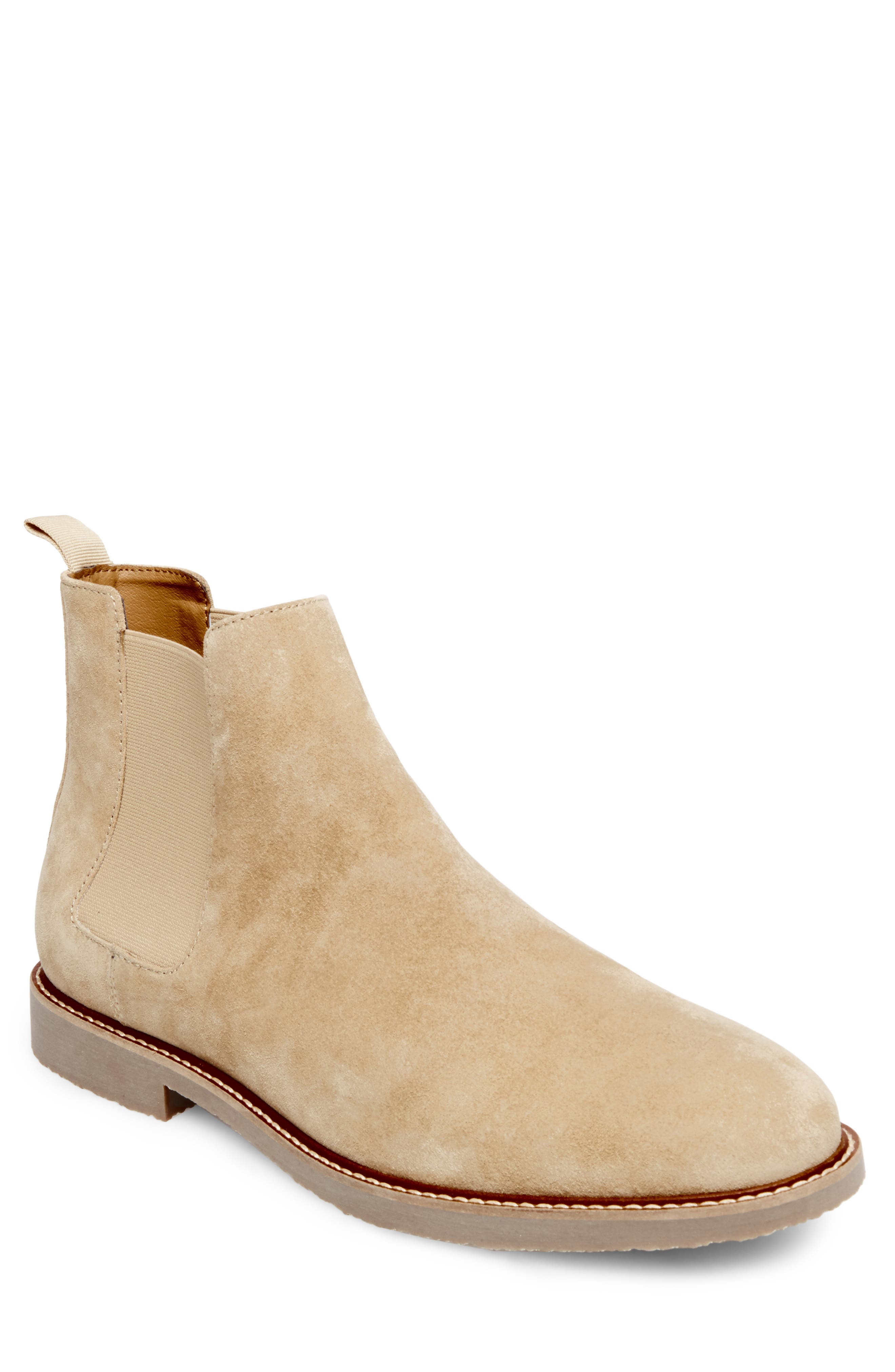 Steve Madden Highline Chelsea Boot, Brown