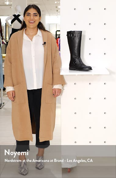Alpine Knee High Boot, sales video thumbnail