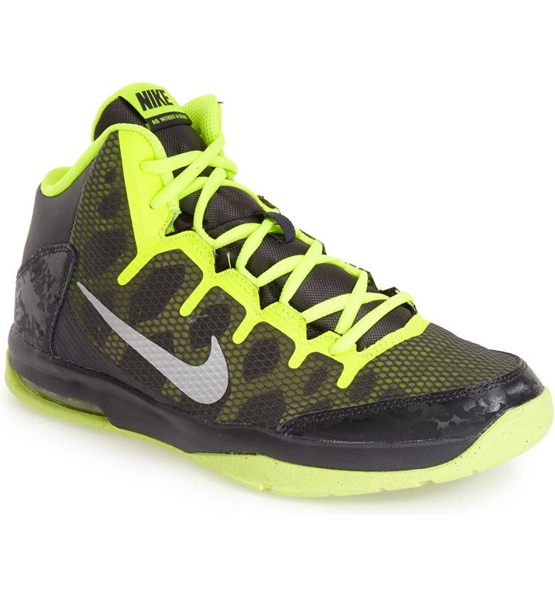 Nike 'Zoom Without a Doubt' Basketball Shoe (Big Kid