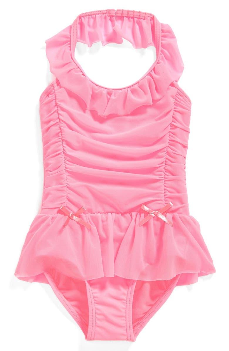 HULA STAR 'Princess Aurora' One-Piece Swimsuit, Main, color, 650