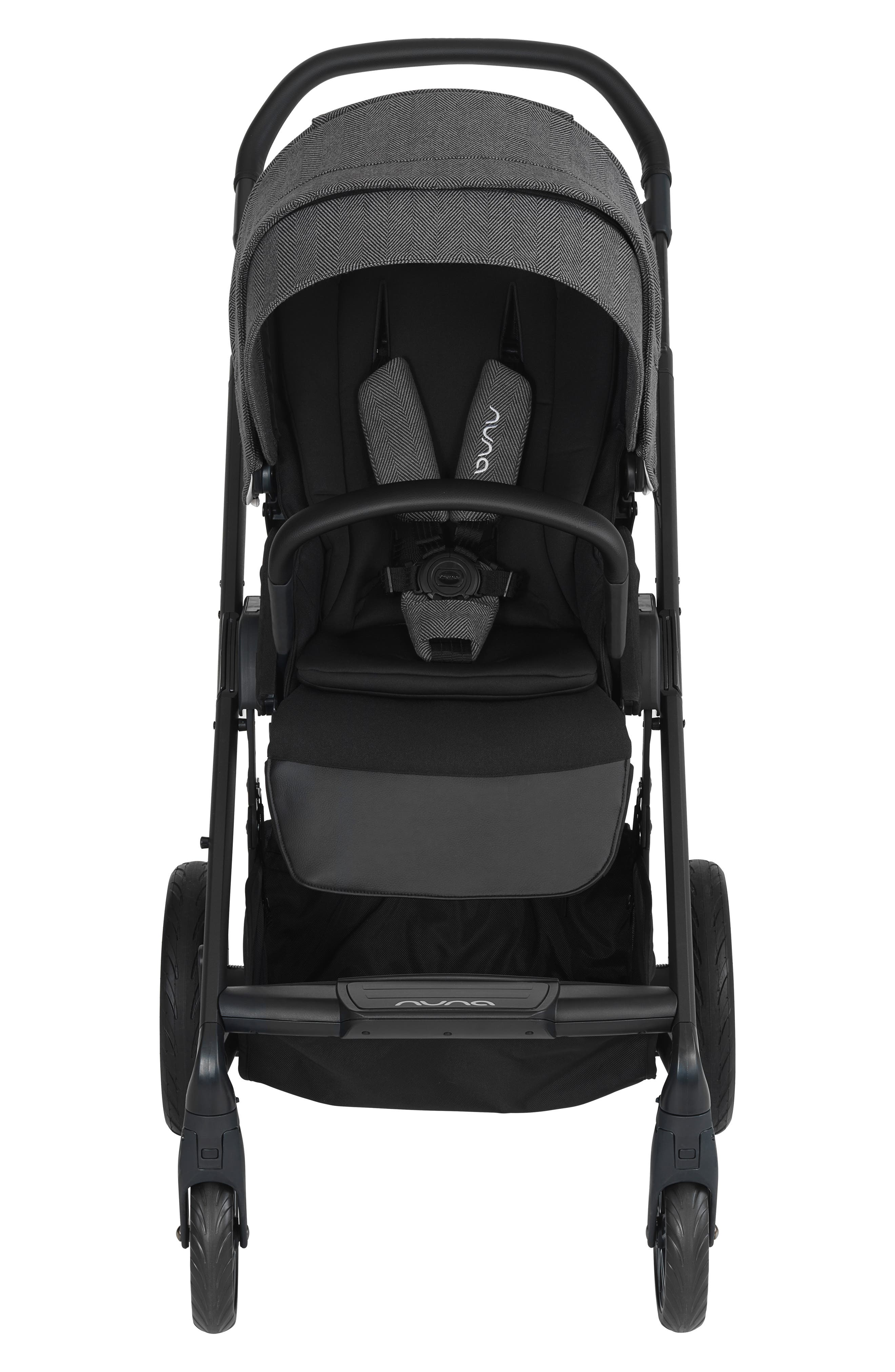 ,                             2019 MIXX<sup>™</sup> Stroller & PIPA<sup>™</sup> Lite LX Infant Car Seat Set Travel System,                             Alternate thumbnail 13, color,                             VERONA CAVIAR
