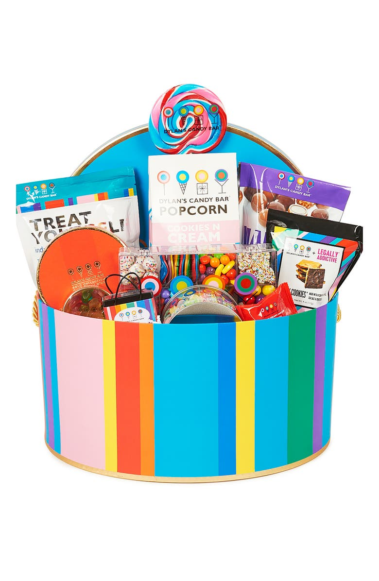 DYLAN'S CANDY BAR Deluxe Hat Box, Main, color, 401