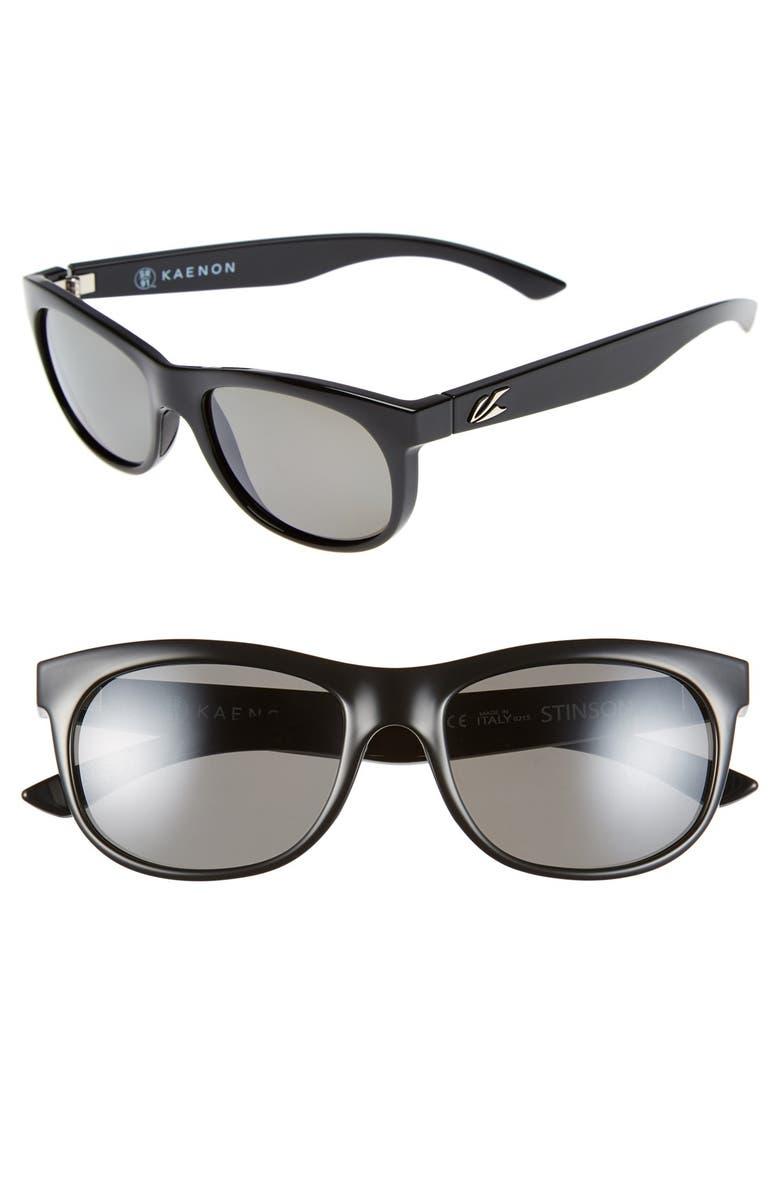 613697b689139 Kaenon  Stinson  53mm Polarized Sunglasses