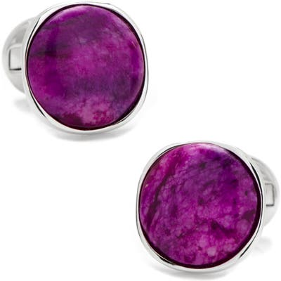 Cufflinks, Inc. Round Cuff Links