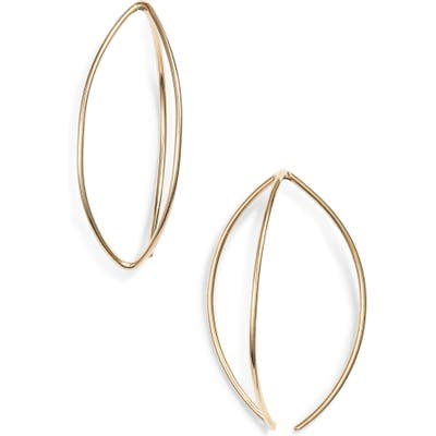 Bony Levy Oval Earrings (Nordstrom Exclusive)